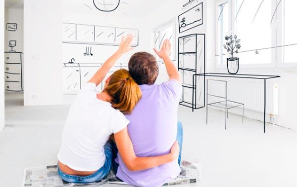 Sentirse cómodo y feliz en casa